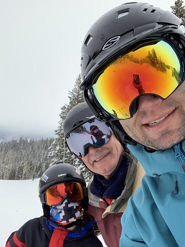 Aspen Ski Resort by: Gary Helffenstein