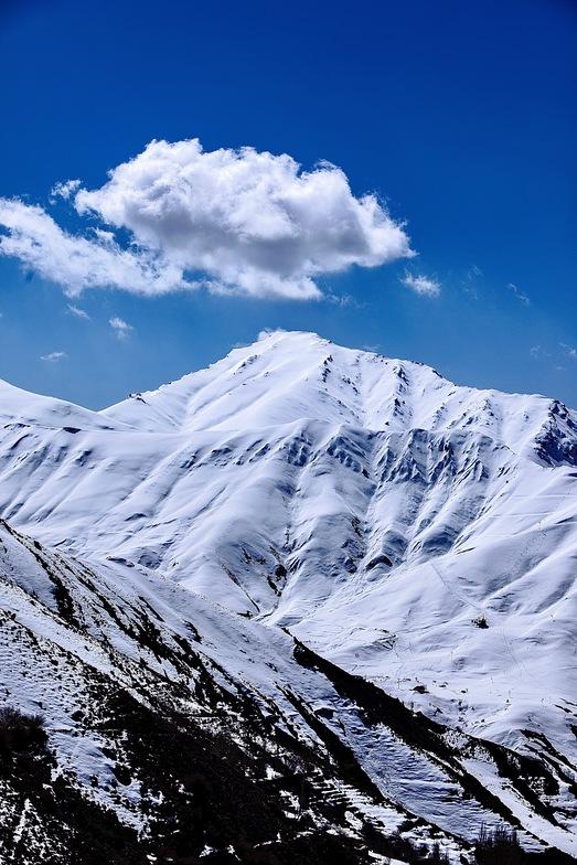 Abak Mountain, Shemshak