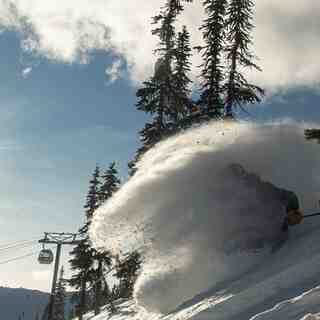 powder, Kicking Horse