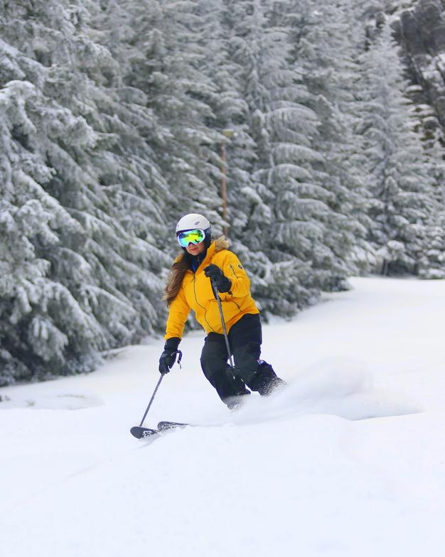 CP at Skibowl, Mt Hood Ski Bowl