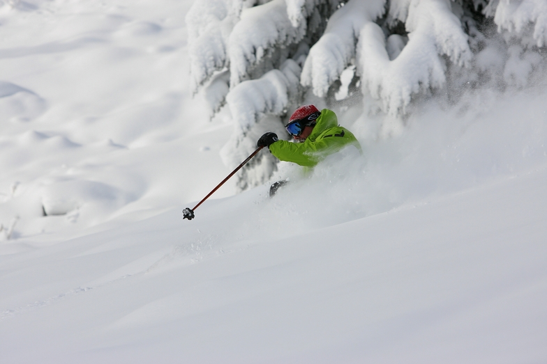 Mt Spokane Ski and Snowboard Park snow