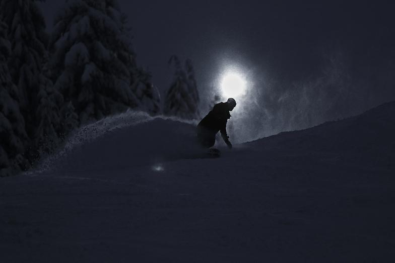 Night Rider, Mt Hood Ski Bowl