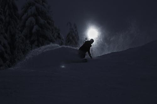 Mt Hood Ski Bowl Ski Resort by: Gary  Peterson
