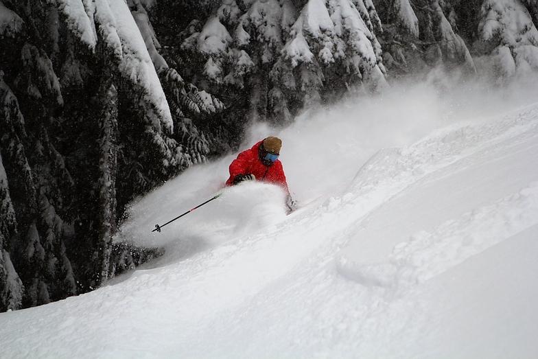 First Tracks, Mt Hood Ski Bowl