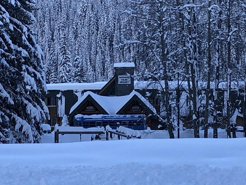 The Lodge at Manning Park, Manning Park Resort