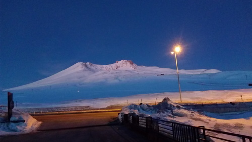 Erciyes Ski Resort Ski Resort by: Doc Amosov