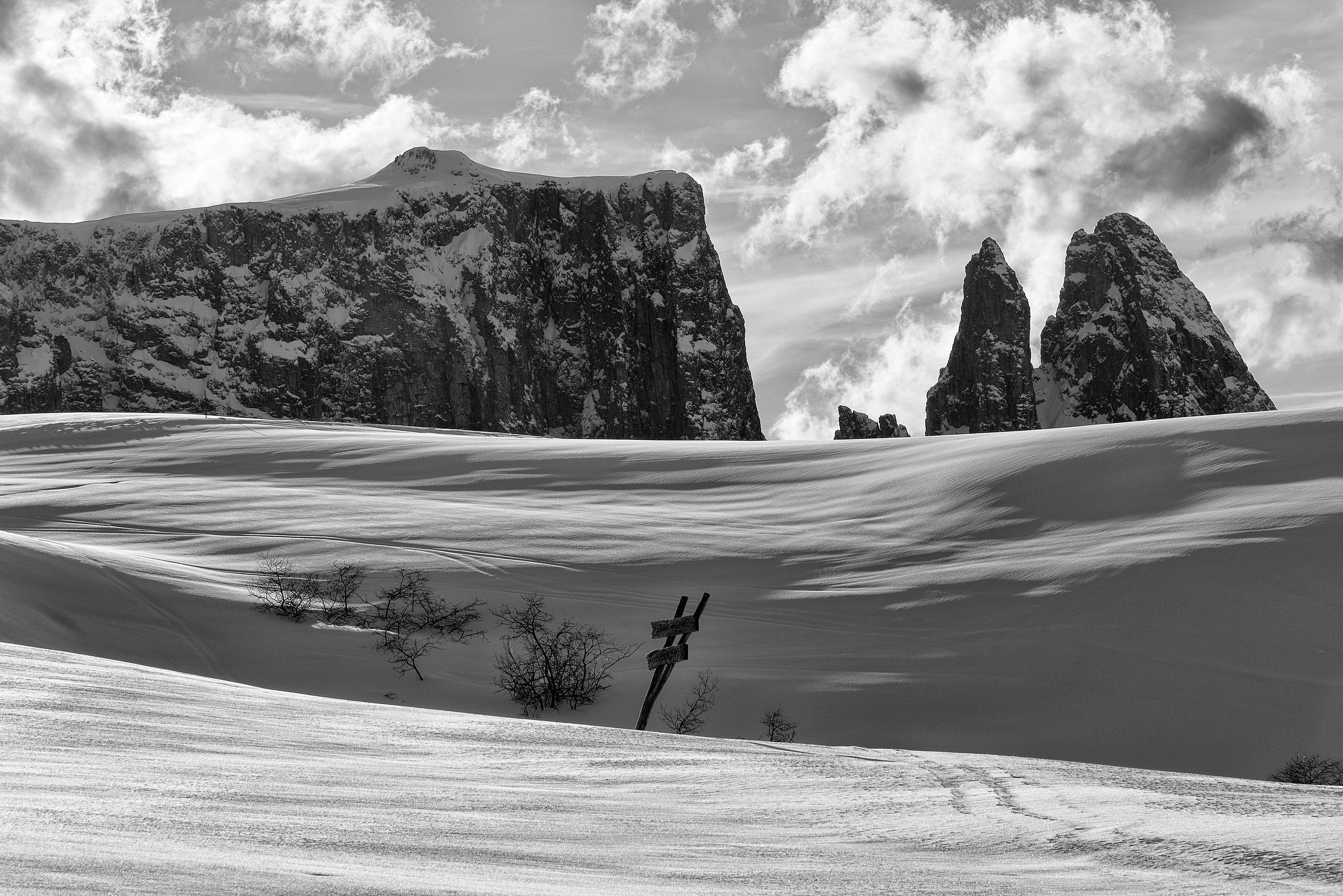 Alpe di Siusi Reiseführer Skiort