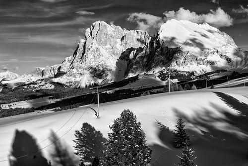 Alpe di Siusi Ski Resort by: Marco Lari
