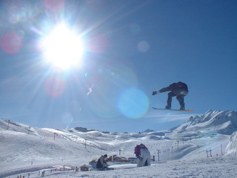Jump Val d'Isere