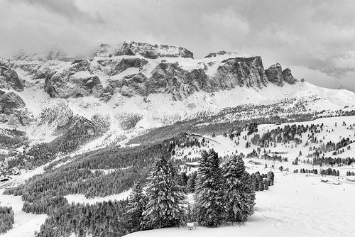 Val Gardena Ski Resort by: Marco Lari