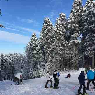 Ski day, Kozara