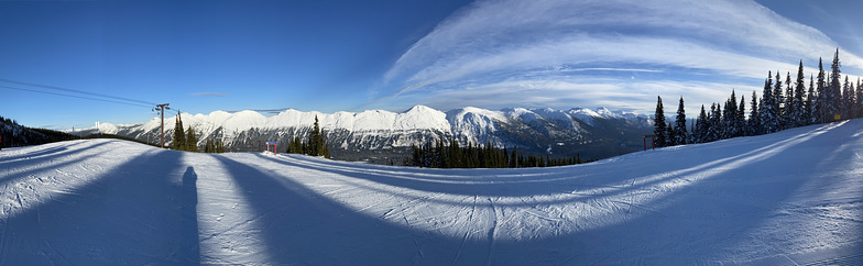Valley Panorama, Powder King