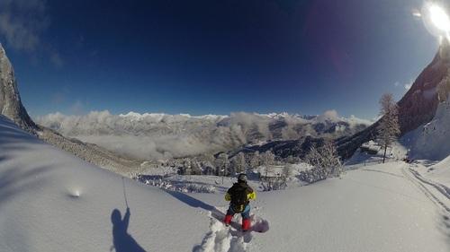 Альпика Ski Resort by: Gleb Grigorovich