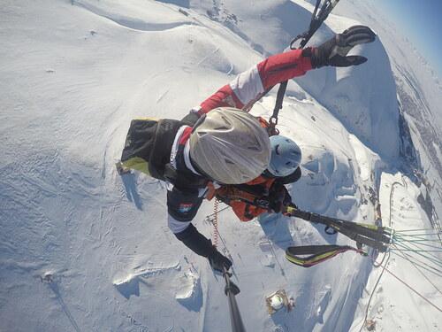 Mt Palandöken Ski Resort by: Tamer Güneş