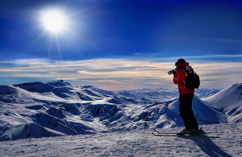 Palandöken Ski Center, Mt Palandöken