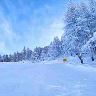 quiet slope, Bardonecchia