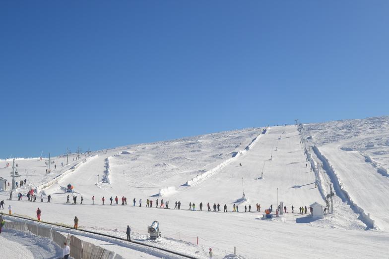 Estância de Ski da Serra da Estrela