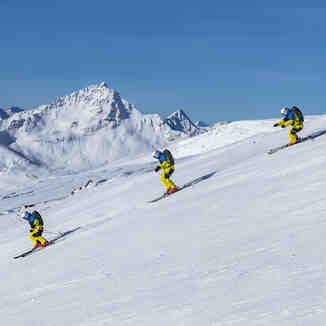 Ullukambashi view, Mt Elbrus