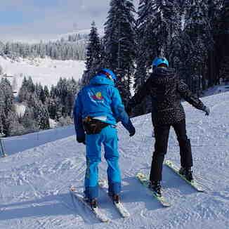 Learn to ski easily, Eriz