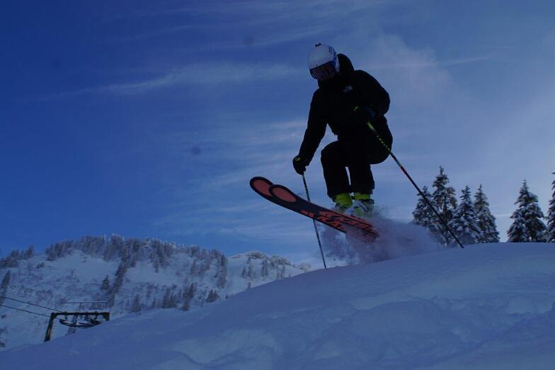 Ride on SnowPark Eriz