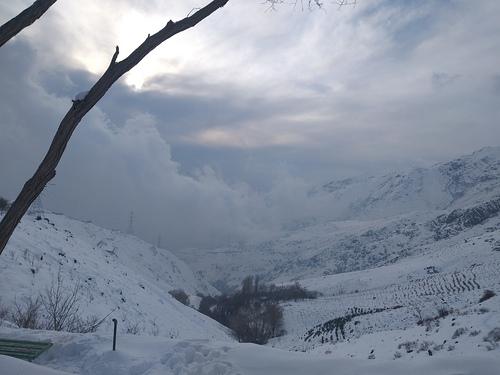 Tochal Ski Resort by: Sina Fadaee