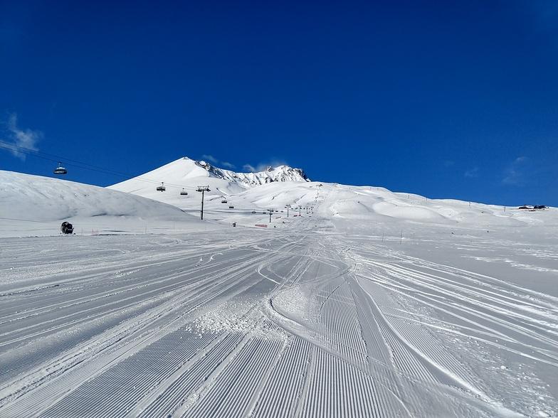Good look on Erciyes from Develi, Erciyes Ski Resort