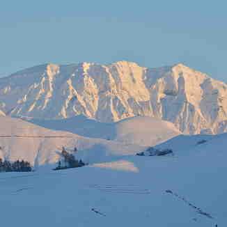 El Castro Valnera, la montaña de los pasiegos, Lunada
