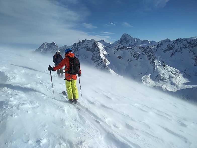 To the top, Villars