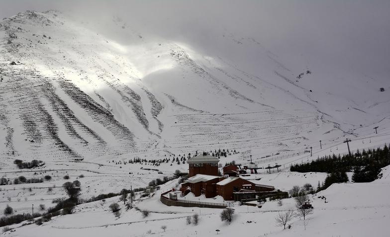 Bozdağ kayak merkezi, Bozdag