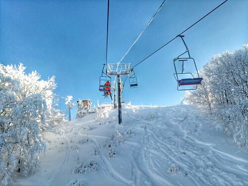 Platak Ski Resort by: Branko Živković