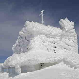 Uludağ Keşiş tepe 2486 mt.
