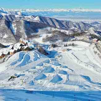Snowpark Prato Nevoso, Mondolè (Prato Nevoso and Artesina)