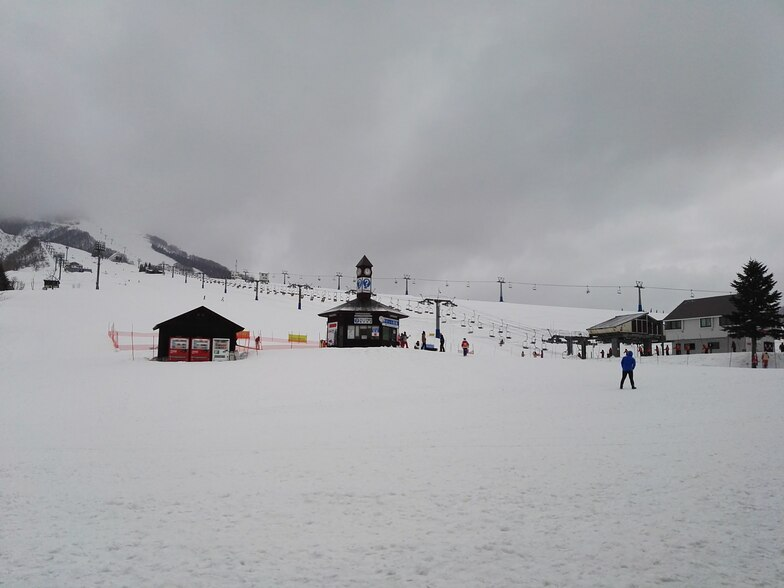 Iwappara snow