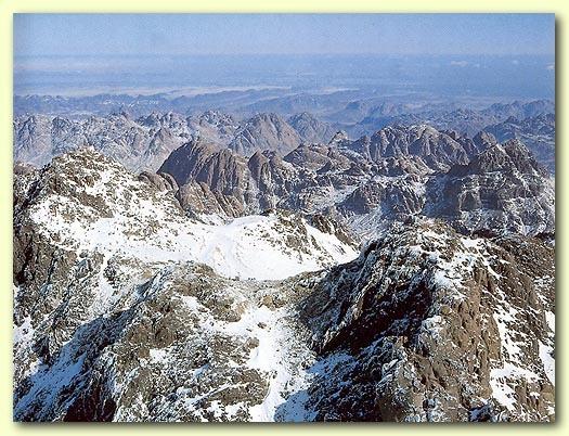 Sinai, Egypt., Jabal Katherina