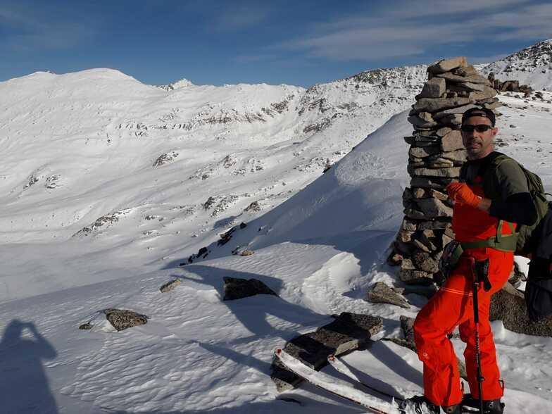 Ovit Mountain, Mt Palandöken