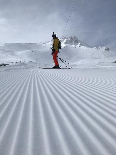 Erciyes Ski Resort Ski Resort by: Fatih  Göktürk