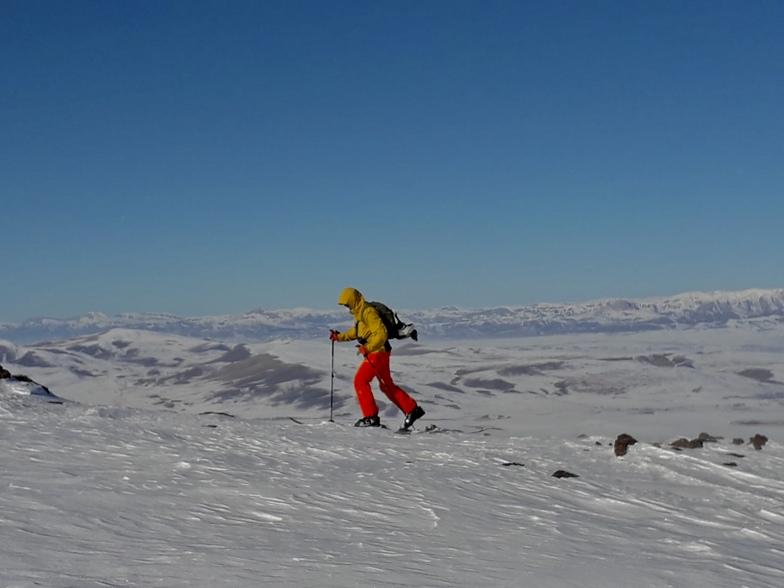 Konaklı Summit, Mt Palandöken