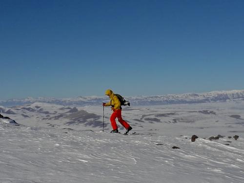 Mt Palandöken Ski Resort by: Fatih  Göktürk