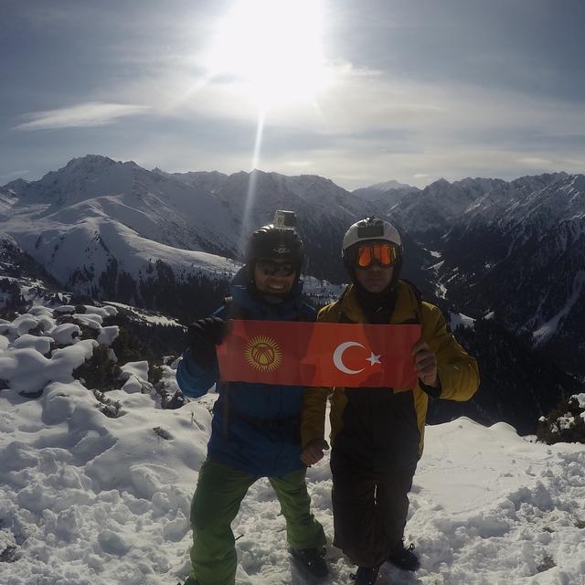 Karakol Kyrgyzstan, Karakol Mountain Ski Base