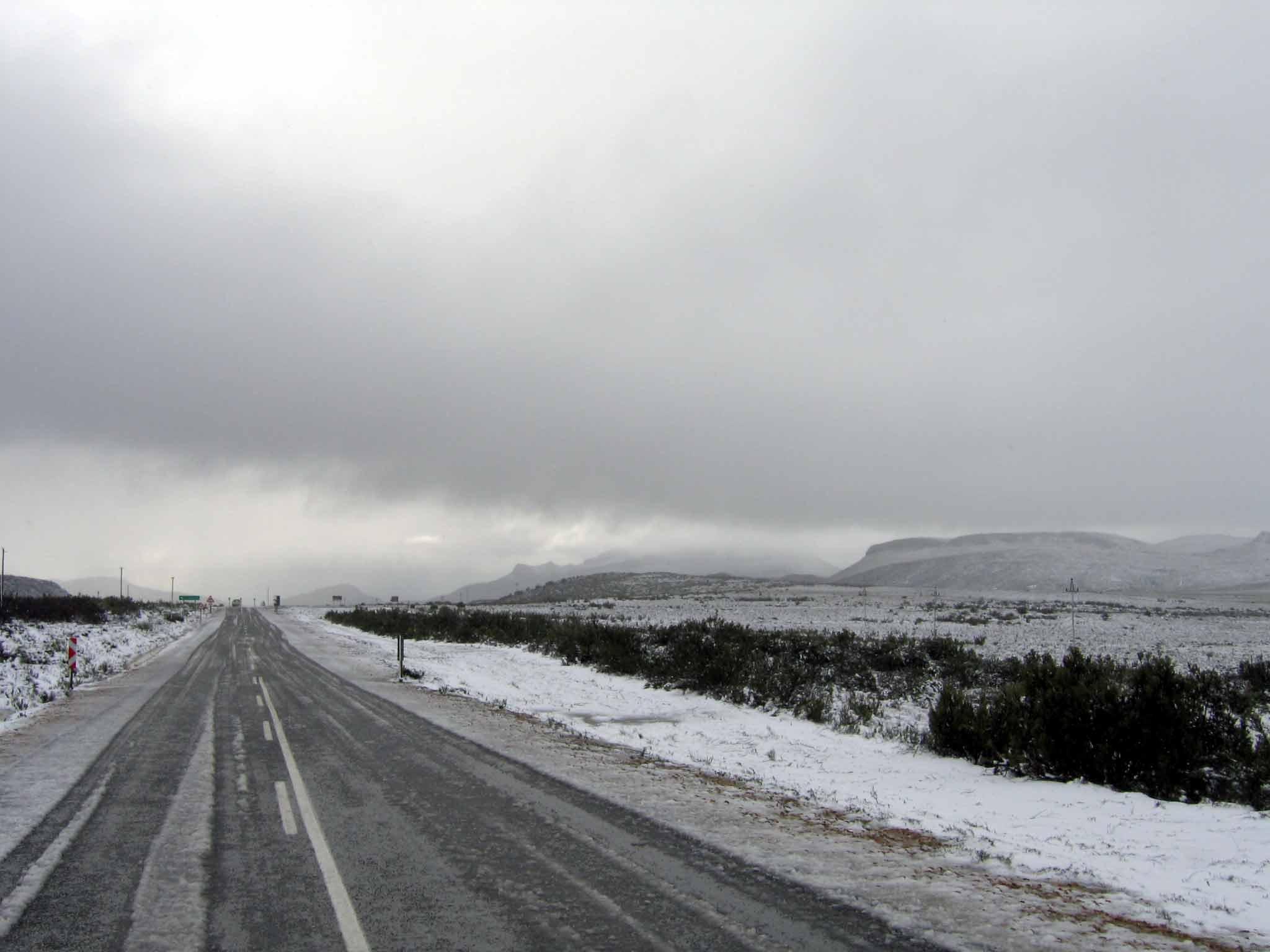 Swaarmoed Pass 1, Tiffindell