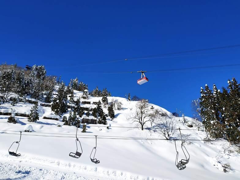 Yuzawa Kogen - Nunoba snow