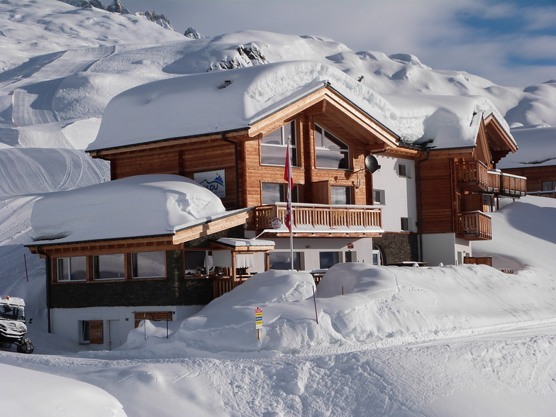 Hotel Tigilou, Belalp - Blatten - Naters