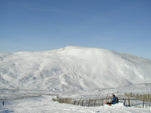 Glenshee February 2003 photo