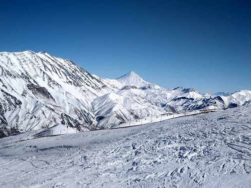Dizin Ski Resort by: Amir Afsary