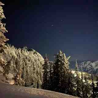 Night Hikes, Stevens Pass