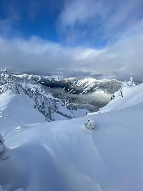 God's View, Stevens Pass