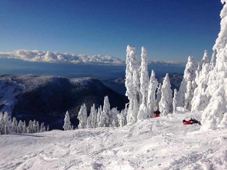 Sky Chair, Cypress Mountain