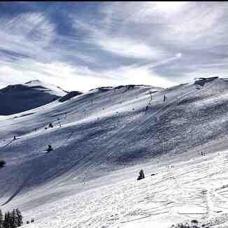Skiing, Uludağ