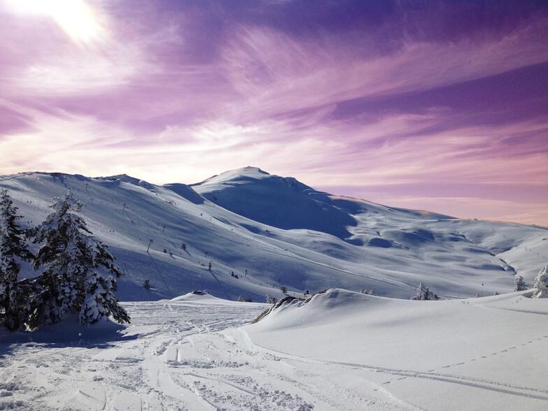 Ski, Uludağ