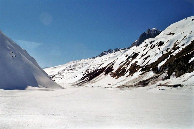 Oberalp Pass, Sedrun Oberalp